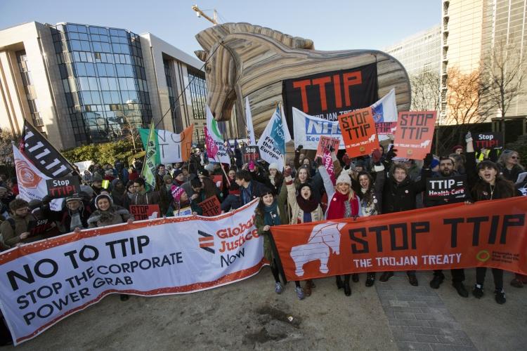 Klimaschutz mit TTIP?