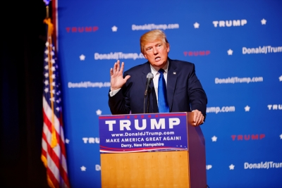 File:Mr Donald Trump New Hampshire Town Hall on August 19th, 2015 at Pinkerton Academy, Derry, NH by Michael Vadon 02.jpg